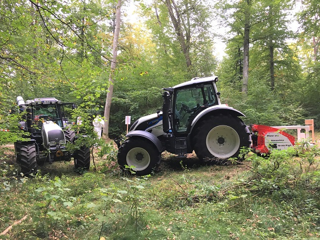 Waldbesitzertag Donauwörth 2019