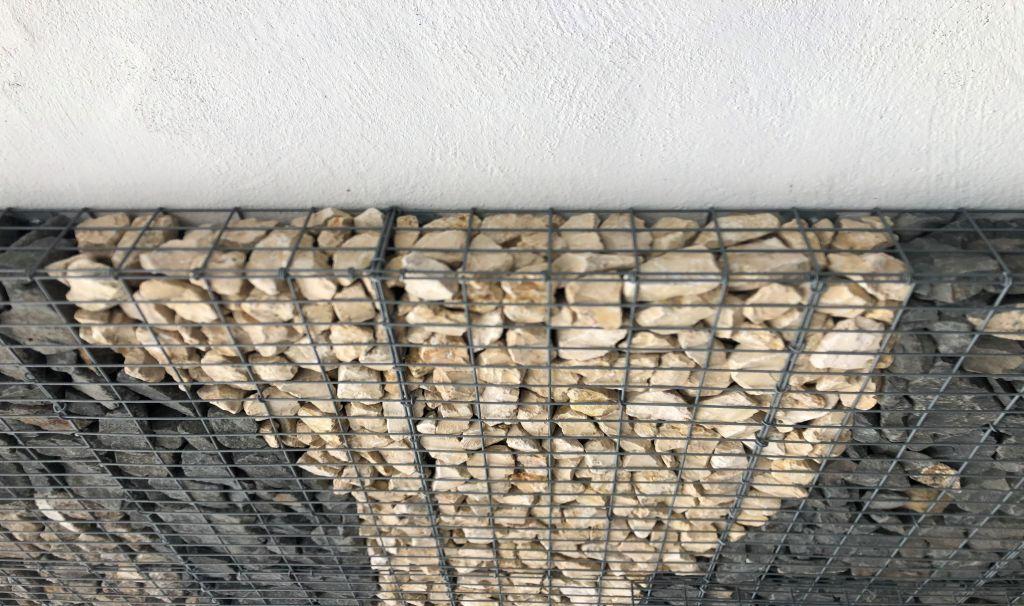 Fassadenkörbe/Fassadengabionen