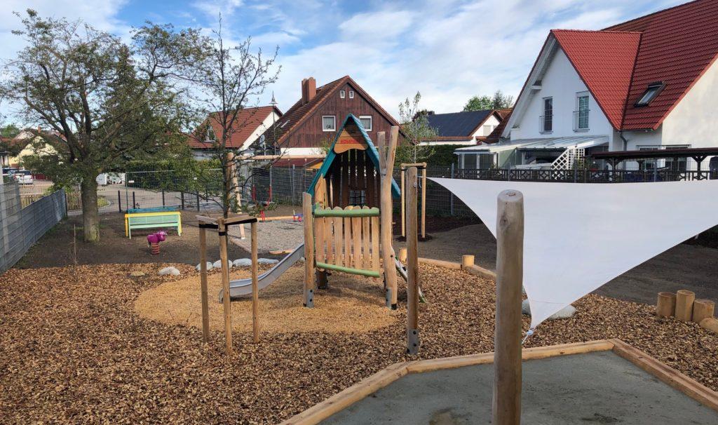 Spielplatz Baderweg